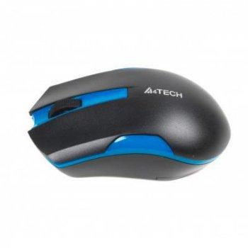 Мишка A4tech G3-200N Black+Blue