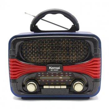 Радіоприймач Retro MD-1903BT Kemai T-SH57710