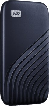 Western Digital My Passport 500GB USB 3.2 Type-C Midnight Blue (WDBAGF5000ABL-WESN) External