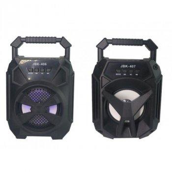 Портативна Мобільна колонка JBK-407 BT Bluetooth