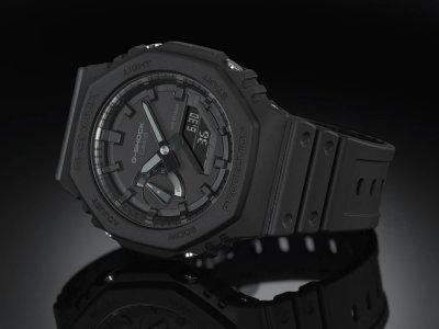 Чоловічі годинники Casio GA-2100-1A1ER
