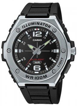 Чоловічі годинники Casio MWA-100H-1AVEF