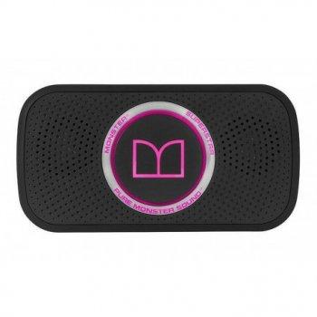 Акустична система Monster Superstar High Definition Bluetooth Speaker Neon Pink (MNS-129263-00)