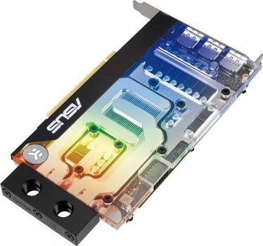 Asus PCI-Ex GeForce RTX 3070 EKWB 8GB GDDR6 (256bit) (1755/14000) (HDMI, 3 x DisplayPort) (RTX3070-8G-EK)