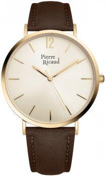 Чоловічі годинники Pierre Ricaud P91078.1B51Q