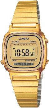 Жіночі годинники Casio LA670WEGA-9EF