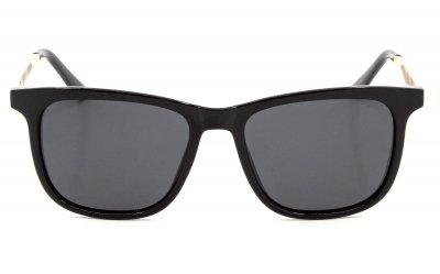 Солнцезащитные очки женские поляризационные SumWin 201965 Черные