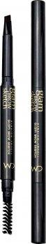 Олівець для брів Color Me Glam Brow Sketch темно-коричневий 1.2 г (4011974007120)