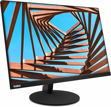 "Монитор LCD 25"" Lenovo ThinkVision T25d-10, D-Sub, HDMI, DP, USB-Hub, IPS, 1920x1080 (16:10), 60Hz, 6ms, 99% sRGB (JN6361DBMAT1UA)"