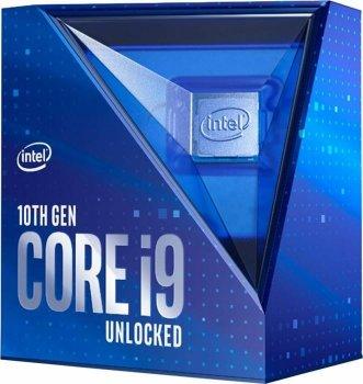 Процессор Intel Core i9-10900K 10/20 3.7GHz 20M LGA1200 125W box (JN63BX8070110900K)