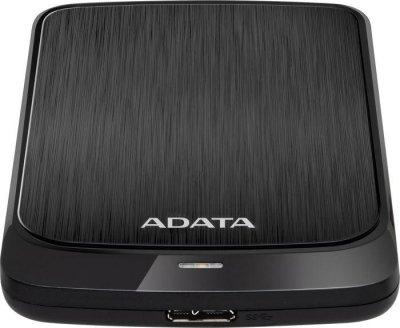 "Жесткий диск ADATA 2.5"" USB 3.2 1TB HV320 Black (JN63AHV320-1TU31-CBK)"