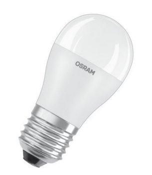 Світлодіодна лампа OSRAM LED VALUE CL Р60 7W/840 230V FR E27 10X1 w.o. CE (4058075479531)