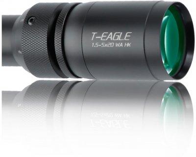 Оптичний приціл T-EAGLE SR 1.5-5X20 WA