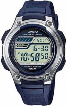 Чоловічий годинник Casio W-212H-2AVEF