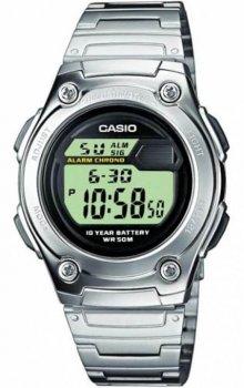 Чоловічий годинник Casio W-211D-1AVEF
