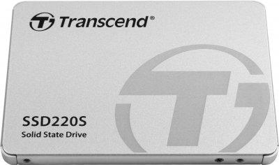 """Transcend SSD220S 960GB 2.5"""" SATA III TLC (TS960GSSD220S)"""