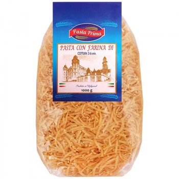 Макарони Pasta Prima1 кг вермішель коротка
