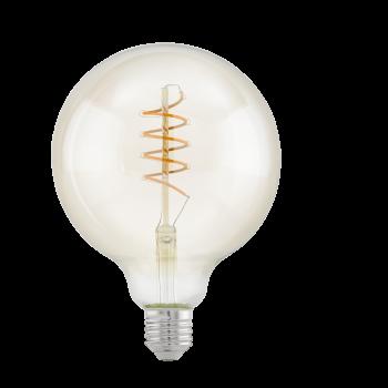 Світлодіодна лампа Eglo 11683 E27 LED G125 4W 2200K