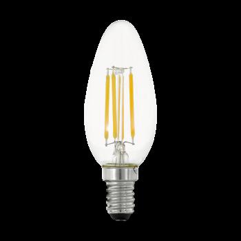 Світлодіодна лампа Eglo 11753 E14 LED C35 4W 2700K