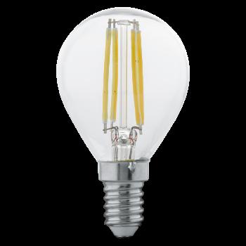 Світлодіодна лампа Eglo 11499 E14 LED P45 4W 2700K
