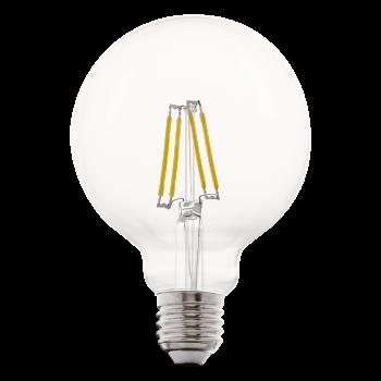 Світлодіодна лампа Eglo 11502 E27 LED G95 4W 2700K