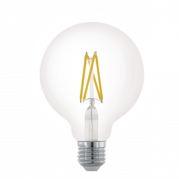 Світлодіодна лампа Eglo 11703 E27 LED G95 6W 2700K