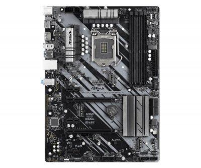 Материнська плата ASRock H470 Phantom Gaming 4 Socket 1200