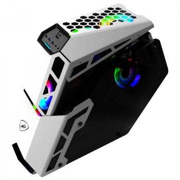 Корпус 1stPlayer ZX7 White, без БЖ