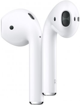Наушники Apple AirPods with Wireless Charging Case 2019 (MRXJ2) (2-е поколение)