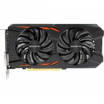 Відеокарта GIGABYTE GeForce GTX1050 Ti 4096Mb OC WINDFORCE 2X (GV-N105TWF2OC-4GD)