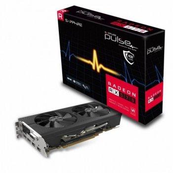 Відеокарта Sapphire Radeon RX 570 4096Mb PULSE (11266-04-20G)