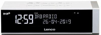 Радиочасы LENCO CR630WH