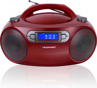 Радіоприймач BLAUPUNKT BB18RD red