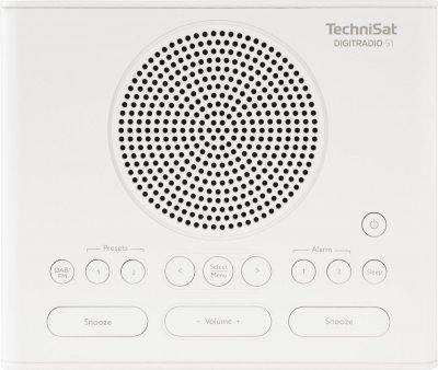 Радиочасы Technisat DigitRadio 51 0001/4981