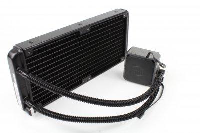 Система рідинного охолодження Cooler Master Seidon 240V (RL-S24V-24PK-R1) Refurbished