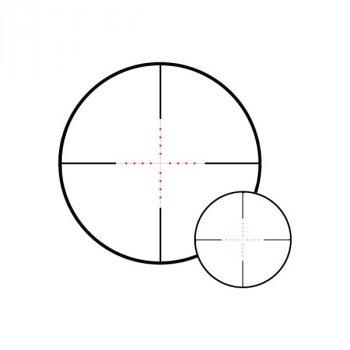 Оптичний приціл Hawke Vantage IR 3-9x50 AO (Mil Dot IR R/G) (922115)