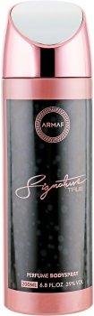 Дезодорант для женщин Armaf Signature True 200 мл (6294015105520)
