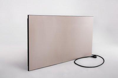 Обігрівач конвектор КАМ-ІН Eco Heat 525ЕBGТ - керамічна панель з електронним терморегулятором