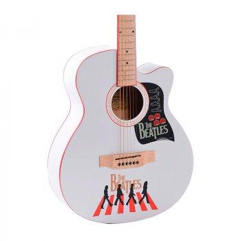 Акустическая гитара Caravan Music HS-4015 белый (HS-4015WH)