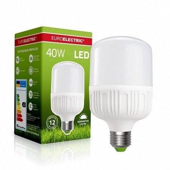 Лампа Eurolamp LED-HP-40276(P)