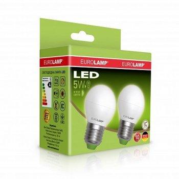 Лампа Eurolamp MLP-LED-G45-05273(E)