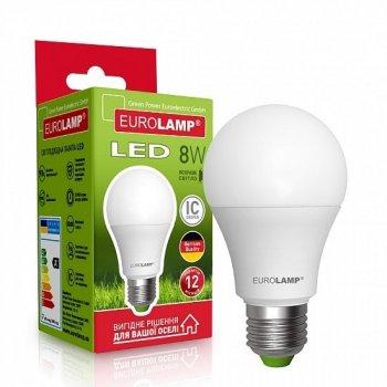 Лампа Eurolamp LED-A60-08274(D)