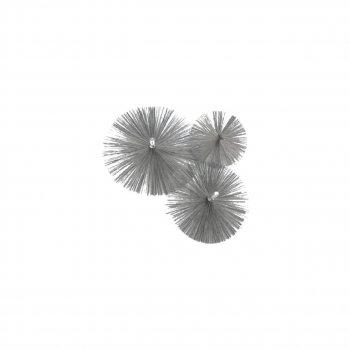 Щітка для чищення димоходів FASTER TOOLS 60 мм (PLWY-60)