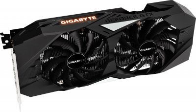 Gigabyte PCI-Ex GeForce GTX 1650 Gaming OC 4GB GDDR5 (128bit) (1815/8002) (3 x HDMI, DisplayPort) (GV-N1650GAMING OC-4GD)