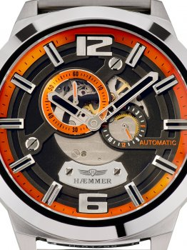 Годинник Haemmer RS-300 Rebellious Strong Desire Herren 50mm 10ATM
