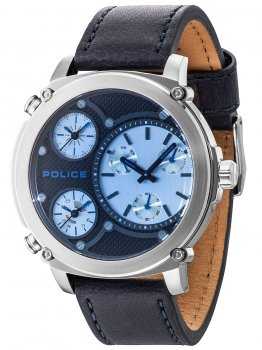 Годинник Police PL14830JS.02 Titan Multifunktion 51mm 5ATM