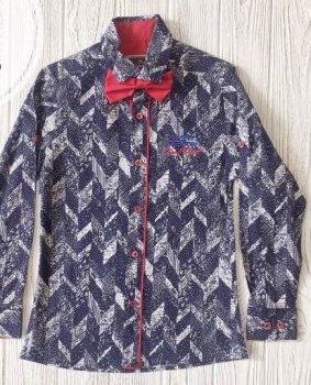 Рубашка для мальчика CEGISA Темно-синий