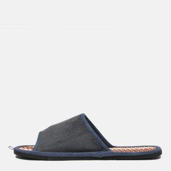 Комнатные тапочки FX shoes 17230 Серые