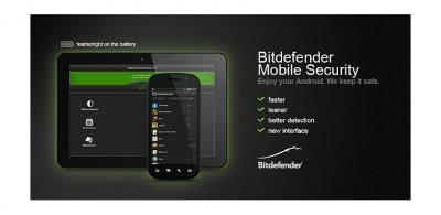 Ліцензійний Антивірус BitDefender Mobile Security 2020 на операційну систему Android