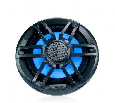 """Морські колонки Fusion XS-FL65SPGW 6.5"""" 200 Вт з LED підсвічуванням"""